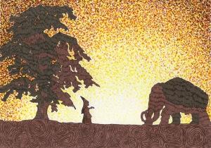 Atala Solaris illustration