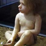 Atala Neanderthal Child museum Les Eyzies