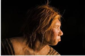 Atala Neanderthal female woman