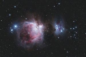 Grande nébuleuse d'Orion (M42)